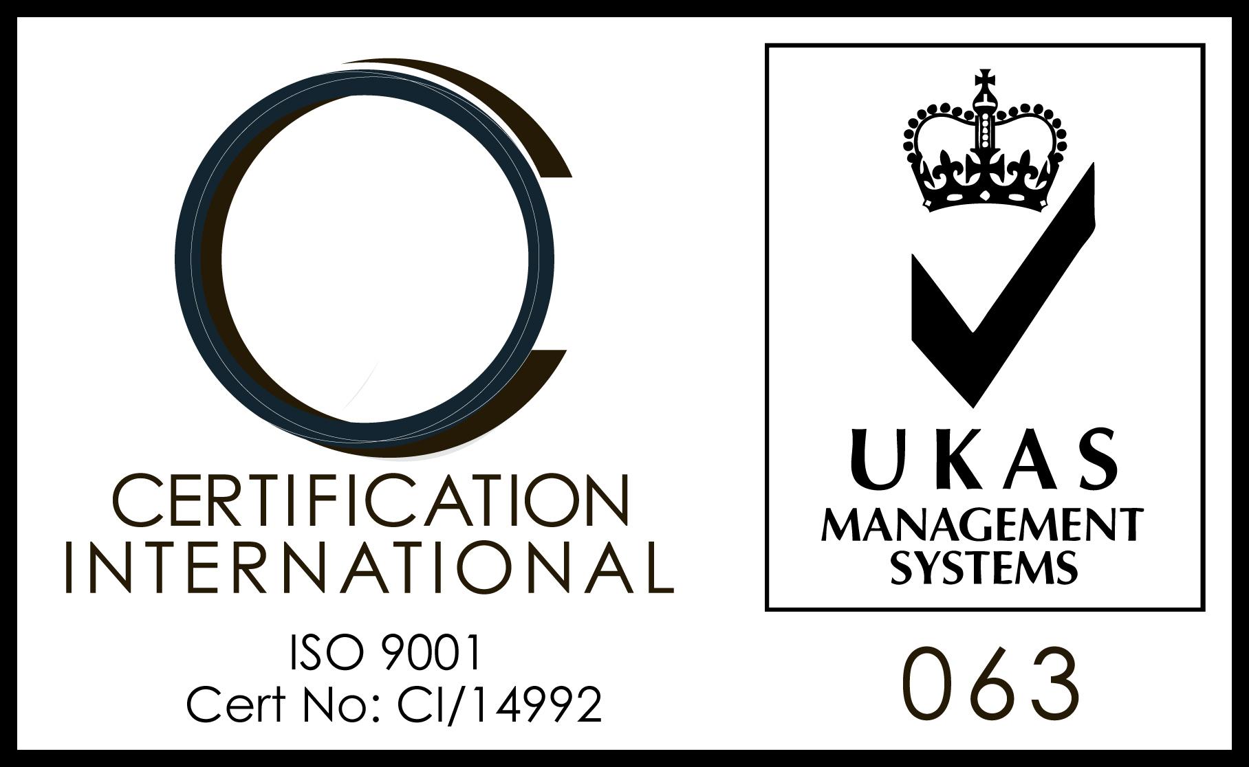 Slipstream Awarded ISO9001:2008 Certification