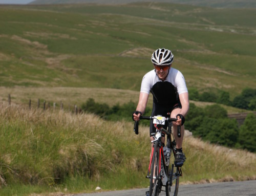 Cycling challenge sees Slipstream Design Raise £775 for Sue Ryder