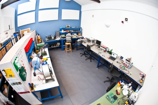 Take a peek into our development lab