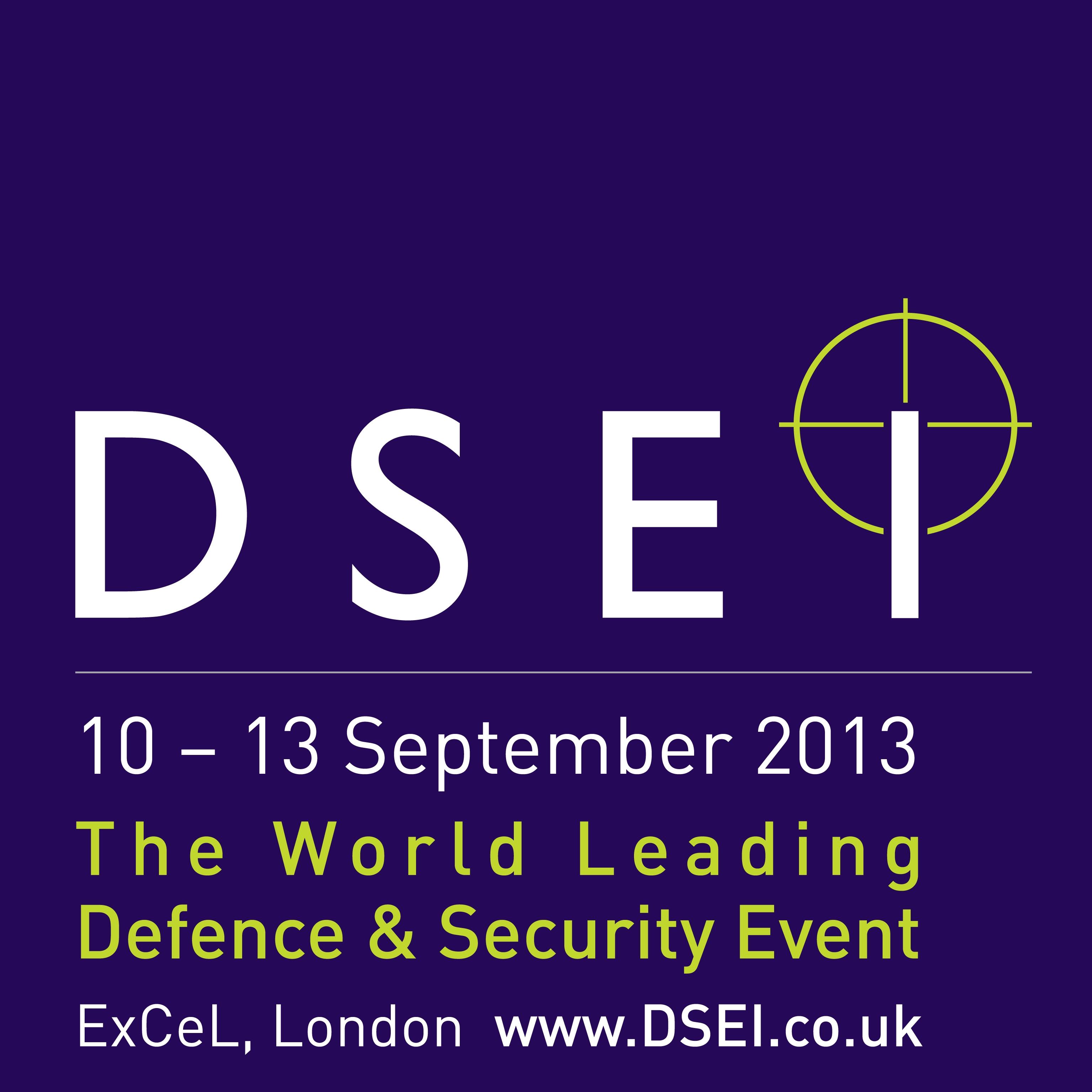 Slipstream Design To Attend DSEI 2013 in London
