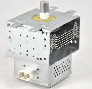 Magnetron from Domestic Microwave Oven, Comparison with Solid State RF heating, RF energy, Slipstream Engineering Design